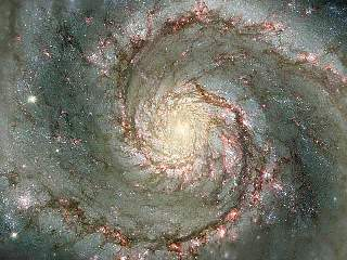 Fig 21 The Whirlpool Galaxy M51